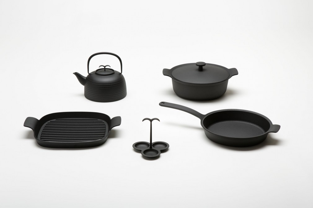 Oigen [cast-iron products] × Jasper Morrison