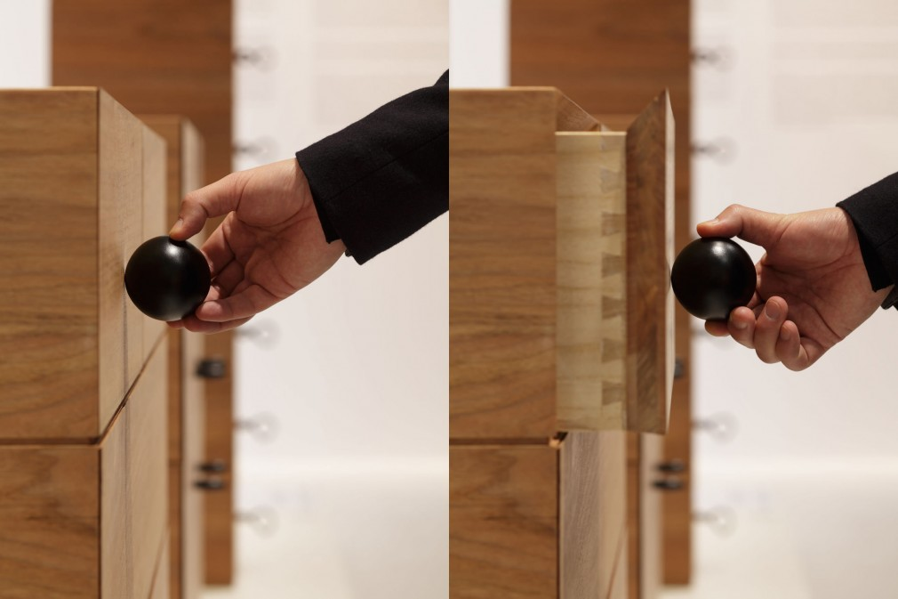 Fujisato Woodcraft  [Metal Works & Cabinet] × Ron Gilad
