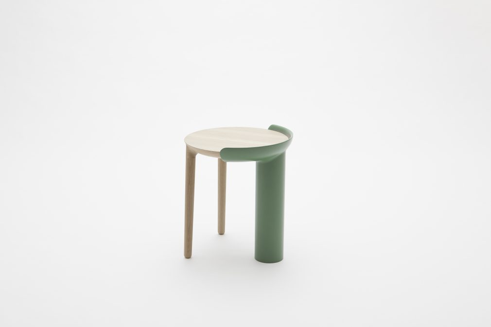 CONDE HOUSE [wooden furniture] × Raw-Edges