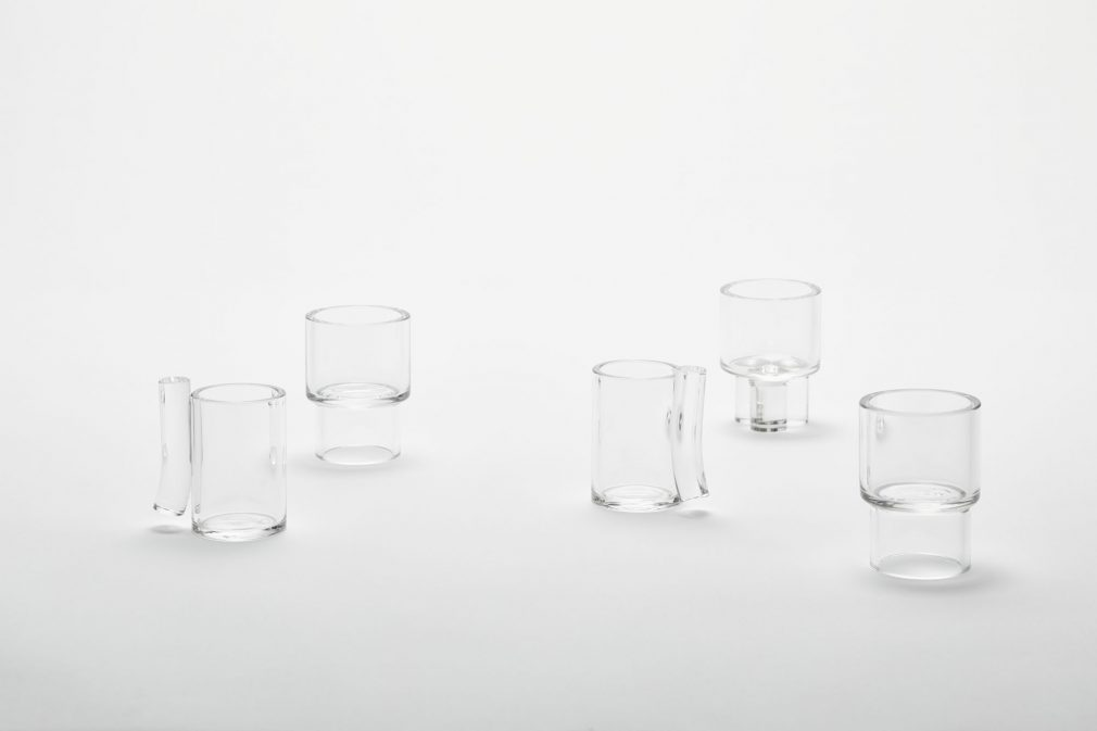 Kiriyama Glass Works [laboratory glass ] × Formafantasma