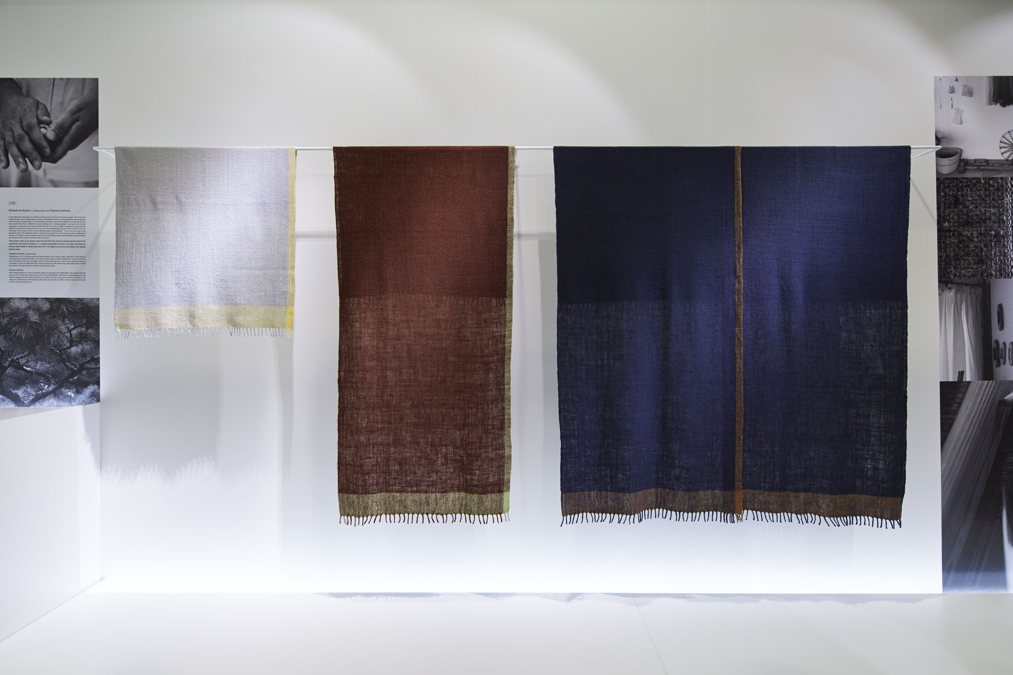 JC09 Art and Textile Workshop× Cecilie Manz