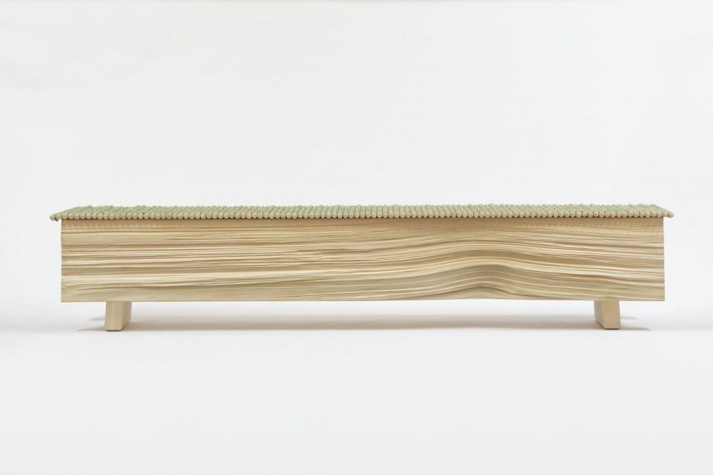 ヒノキ工芸 [木工] × ピーター・マリゴールド