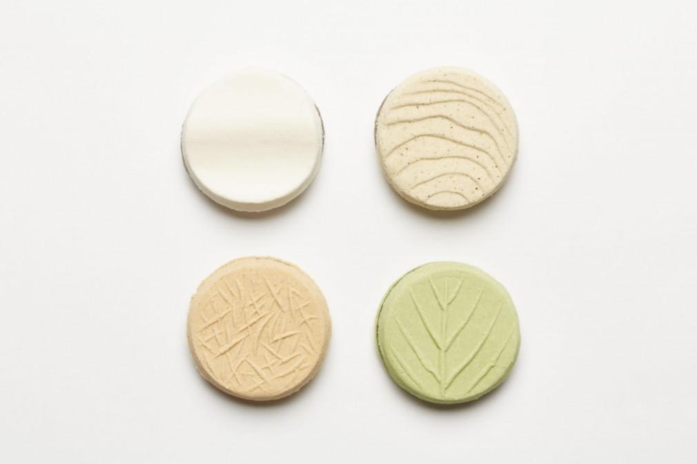 柴舟小出 [和菓子] × ポーリーン・デルトゥア