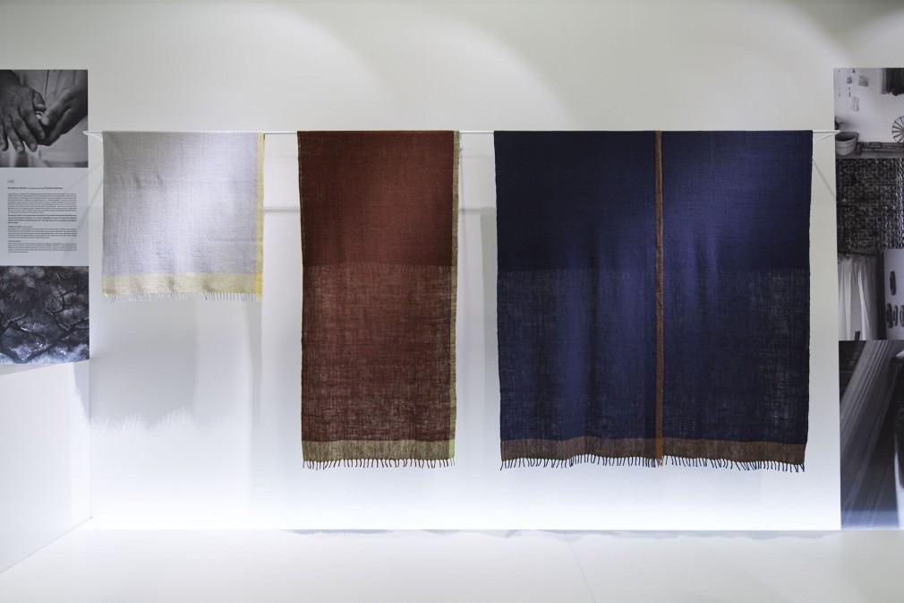 Art and Textile Workshop [毛織物] × セシリエ・マンツ
