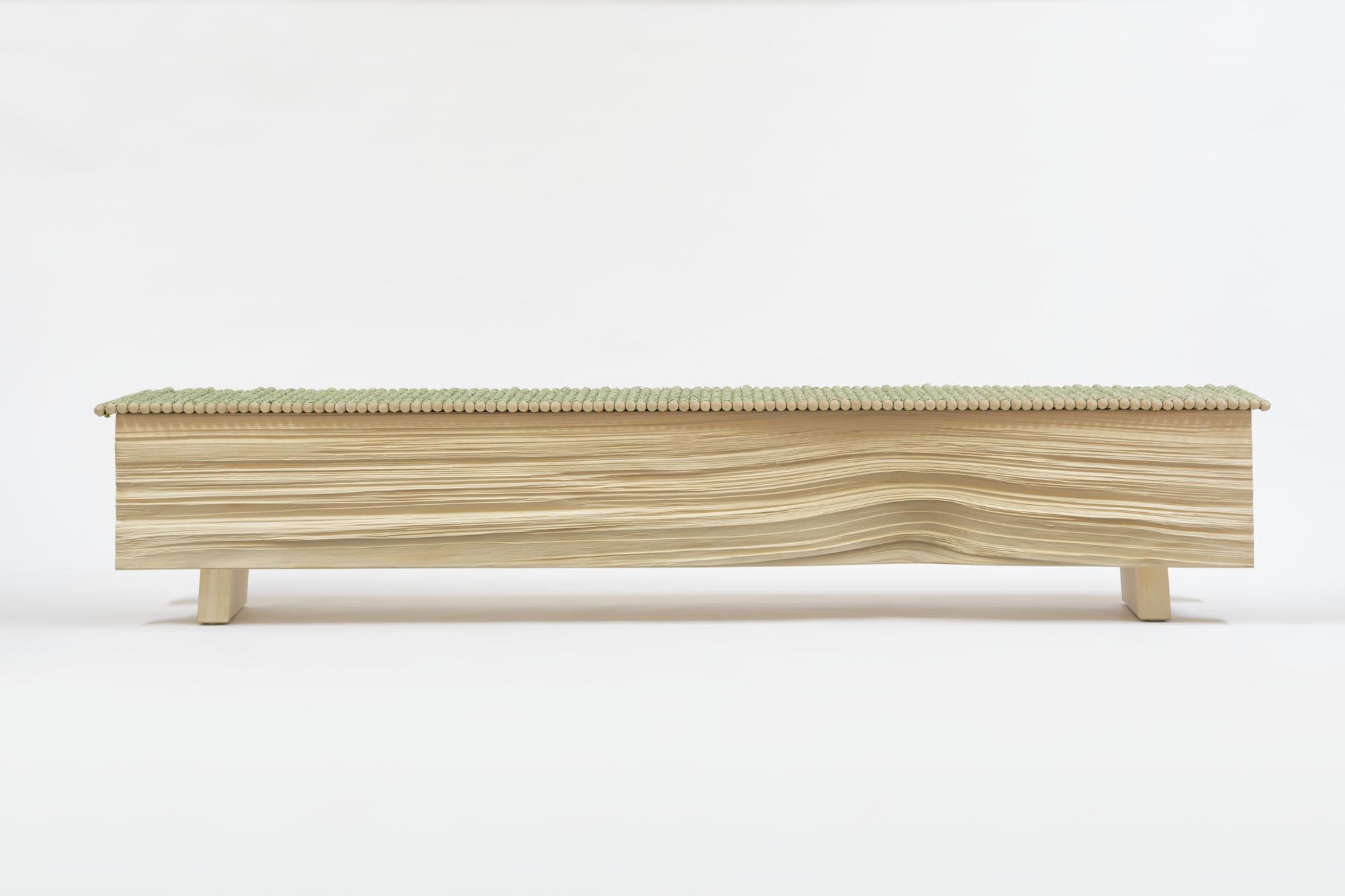 "JC02 Hinoki Kogei× Peter Marigold ""DODAI"""